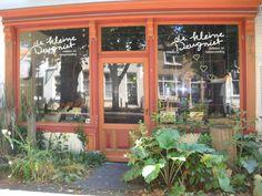Colijnsplaat, de kleine deugniet, winkel met natuurvoeding. Tevens adres div workshops