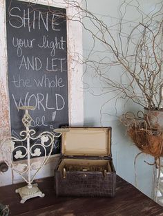 good chalkboard quote