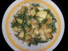 Italian potato salad  This is a great dish in the summer. I first learned how to make this dish while living in Miami Beach in the eighties.