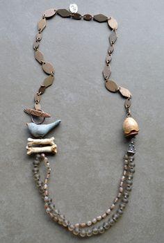 Birds and Bones. Lorelei Eurto Jewelry