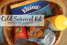 Cold Survival Kit with Survival Mode, Survival Kits, Diabetic Recipes, Little Gifts, Healthy Lifestyle, Life Hacks, Remedies, Great Gifts, Diy Crafts