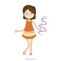 Girl student character vector illustration #kid #character #cartoon #kidaha #characterdesign #planner #student #education #vector Kid Character, Character Design, Student Cartoon, Sports Day, Boy Or Girl, Athlete, Disney Characters, Fictional Characters, Things To Come
