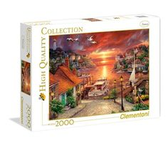 New Horizons - 2000 pieces - High Quality Collection - Clementoni