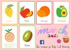 Baby Led Weaning, Avocado, Apple, Orange, Apple Fruit, Lawyer, Apples