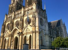 Orleans.- Catedral