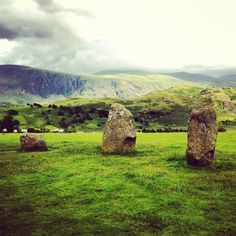 Thanks to @dave_watts for sharing his #GBwalk at Castlerigg Stone Circle via Instagram