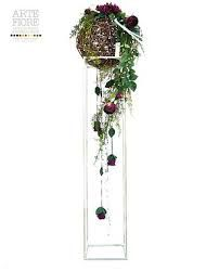 Risultati immagini per composizioni di fiori finti in vaso