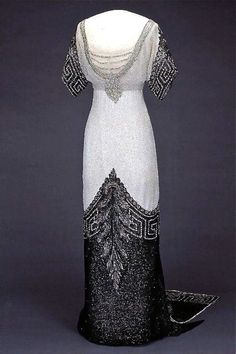 House of Worth ball gown for Queen Maud of Norway, 1912
