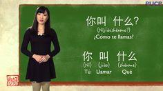 Nihao PUCP: Di tu nombre en chino mandarín