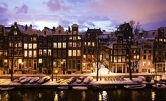 Amsterdam!! I will be back