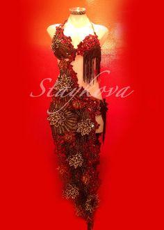 Latin Dress  Black by BoutiqueStaykova on Etsy, $2700.00