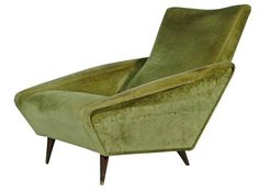 Gio Ponti 'Distex' lounge chair for Cassina