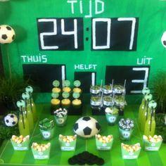 130 Beste Afbeeldingen Van Voetbal Feest Soccer Party Football