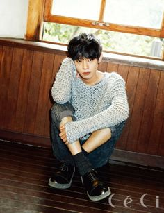 CeCi Magazine November 2013 - Jung Joon Young