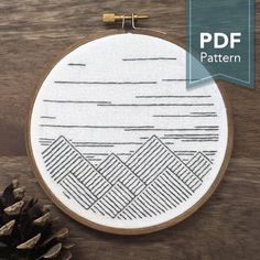 Instant Embroidery Near Me few Hand Embroidery Patterns Kits against Embroidery Near Me Durham Nc for Embroidery Designs Simple beneath Embroidery Panda Abstract Embroidery, Blackwork Embroidery, Paper Embroidery, Modern Embroidery, Hand Embroidery Patterns, Embroidery Kits, Fabric Patterns, Cross Stitch Embroidery, Embroidery Designs