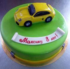 Порше #торт_на_заказ_харьков #для_мальчиков #бисквитный_торт #шоколадный_торт