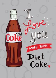 Your sweetheart must be pretty special. Happy Valentines Day from Diet Coke. - Diet Coke - Ideas of Diet Coke - Your sweetheart must be pretty special. Happy Valentines Day from Diet Coke. Diet Coke Addiction, Coca Cola, Diet Pepsi, Inspirational Quotes For Women, Cookie Designs, Happy Valentines Day, Instagram, Smile, Necklaces