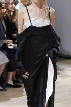 Yohji Yamamoto Spring 2015 Ready-to-Wear - Collection - Gallery