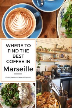 France has great coffee, but Coogee Coffee serves the best(and most hipster) coffee, espresso, and cappuccino in Marseille, France. They also have delicious healthy food options like smoothies and a salad bar.