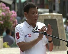 The inauguration is a few days away, so time to look at some of the best Rodrigo Duterte quotes before he takes his oath as the new president. Rodrigo Duterte Quotes, New President, Presidents, Entertaining, Celebrities, Celebs, Funny, Celebrity, Famous People