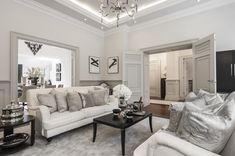 Alexander James Interior Design Portfolio | East Molesey: £3.2m Five Bedroom Family House | http://www.aji.co.uk/2012112783/alexander-james/recent-projects/east-molesey-%C2%A332m-five-bedroom-family-house.html