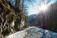 La Tourette Cabardés Country Roads, Snow, Outdoor, Mountain, Outdoors, Outdoor Games, The Great Outdoors, Eyes, Let It Snow