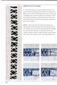 Gallery.ru / Фото #48 - Donatella Ciotti - Hardanger Embroidery - CrossStich