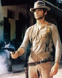 My Name Is Nobody Terrence Hill (Mario Girotti) 1960s Movies, Old Movies, Movies Showing, Movies And Tv Shows, My Name Is Nobody, Bud Spencer Terence Hill, 60s Men's Fashion, Retro Hits, Westerns