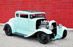 Coker Tire Presents the Rod & Custom Fab 5
