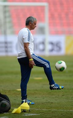 Jose Mourinho - Chelsea FC Training Session