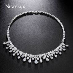 Find More Chain Necklaces Information about NEWBARK Luxury Statement Necklace 29…