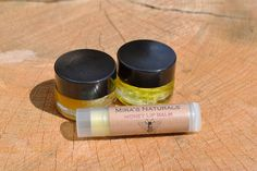 Mira's Naturals Ultimate Lip Care Set by MirasNaturals on Etsy #hvnyteam, #hudsonvalley
