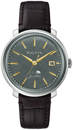 Bulova Unveils Frank Sinatra Collection: Four New Designs On 10 New Watches | WatchTime - USA's No.1 Watch Magazine Bulova Watches, The Best Is Yet To Come, Black Accents, Stainless Steel Case, Omega Watch, Vintage Inspired, Watches For Men, Jewels, Magazine