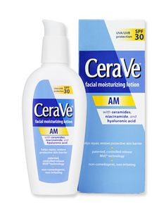 Cerave AM, Best 2012 Daytime Moisturizer with SPF for Normal Skin, from #InStyle's Best Beauty Buys