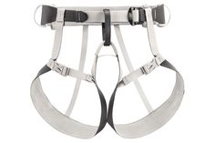 Petzl Other. Durable, lightweight harness for glacier travel and ski touring, dons with feet on the ground Rope Clamp, Ski Touring, Decathlon, Mountaineering, Sport, Outdoor Gear, Skiing, Tours, Belt