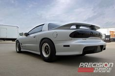 December, 2013 winner: Shawn Ferguson's 2000 Pontiac Trans Am WS6.  Read the article at: http://www.precisionturbo.net/news/Boosted-Ride-of-the-Month--December---Shawn-Ferguson-s-2000-Pontiac-Trans-Am/232