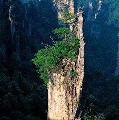 Las Mejores Fotografías del Mundo: Paisajes chinos del fotógrafo Thierry Bornier