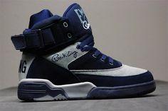 Ewing 33 Hi Georgetown & Jamaica | Sneakers.fr