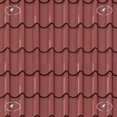 Textures Texture seamless | Clay roof texture seamless 19588 | Textures - ARCHITECTURE - ROOFINGS - Clay roofs | Sketchuptexture