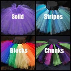 JULIANNA - baby - handmade tutu skirts - first birthday tutu - tutus - tutu dress - costume tutu - shimmery tutu - glitter tutu - party tutu