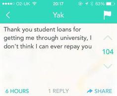 Funny Yik Yaks