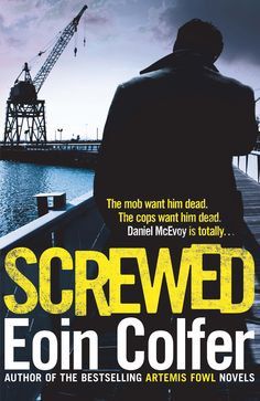 From the bestselling author of the Artemis Fowl children's titles comes a brilliant, darkly comic follow-up to the adult crime debut PLUGGED. £16.99