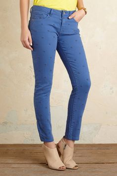Anthropologie EU Romy Skinny Jeans