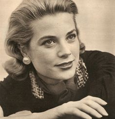 """dosesofgrace: """"""""  We all loved her. You can't work with Grace Kelly without falling a little in love with her. Fred Coe, producer """" """""""