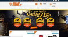 #Webdesign du week-end. Opération commerciale pour notre partenaire basketstore.fr MBE vous accompagne dans votre réussite e-commerce. - http://ift.tt/1HQJd81