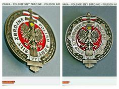 Badges Polish Army WP odznaka