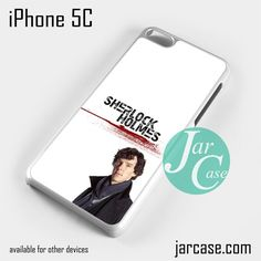 Sherlock Holmes YD Phone case for iPhone 5C and other iPhone devices