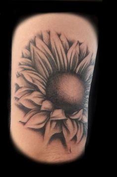 Sunflower tattoo!!