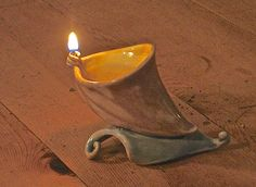 oil lamp ( sold )