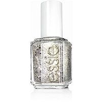 Essie Encrusted Holiday 2013 nail polish in Hors D'oeuvres.**this was a great polish for the holidays** Get Nails, How To Do Nails, Hair And Nails, Essie Nail Colors, Nail Polishes, Nail Colour, Glitter Nail Polish, Polish Nails, Glitter Manicure